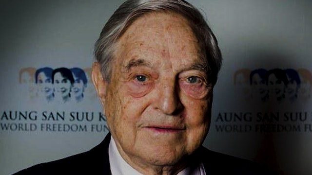 SECRET George Soros Meeting Plots Civ...