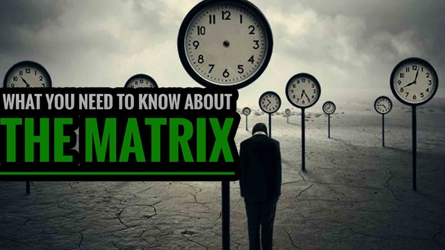 What You Need to Know About the Matrix