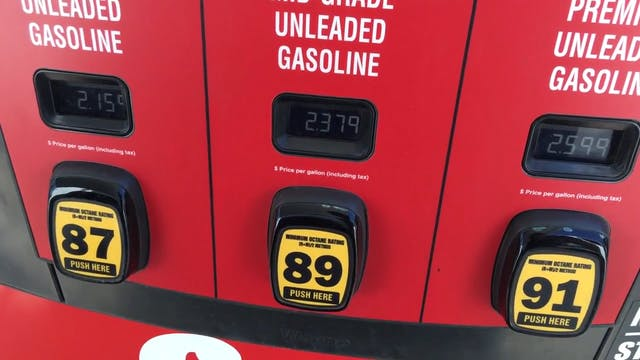 Gas Stations Shutting Down Across TX
