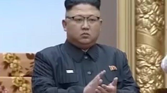 KIM JONG-UN ORDERS EMERGENCY EVACUATI...