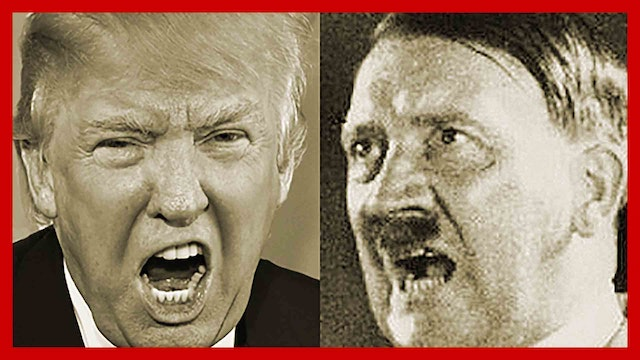 MSM Paints Donald Trump as Next Hitler