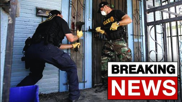 BREAKING NEWS IN VIRGINIA!!CONFISCATION IMMINENT!! MASSIVE MEDIA BLACKOUT!