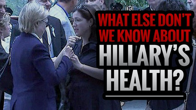 What Else Don't We Know About Hillary...