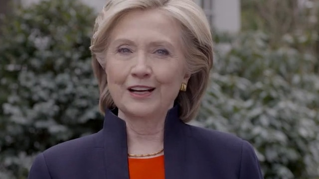 Hillary Clinton Announces She Wants T...