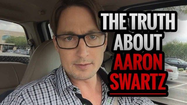 The Truth About Aaron Swartz (Documen...