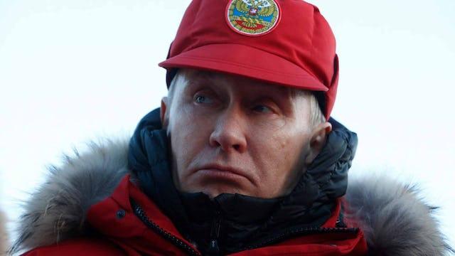 RUSSIA PREPARING FOR MAJOR ARCTIC WAR