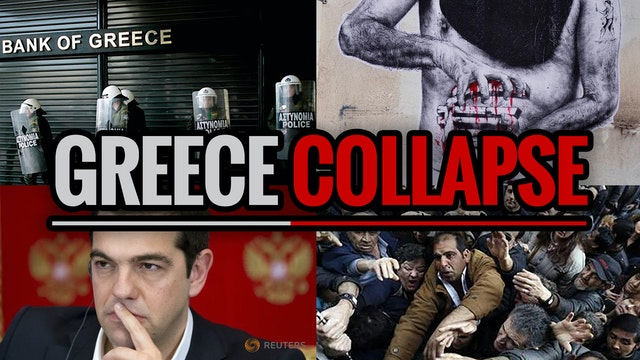 WARNING! Greece Could Collapse on Tue...