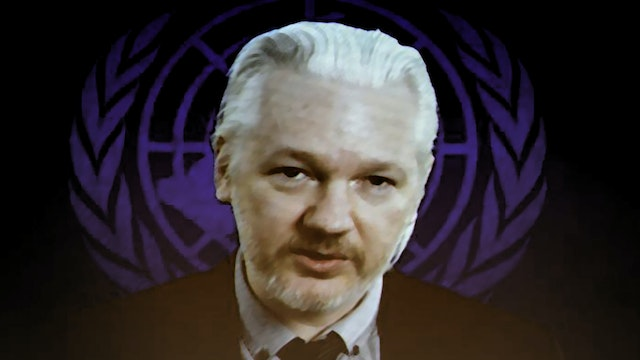 Julian Assange to Make BOMBSHELL Anno...