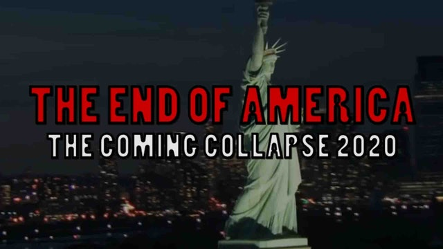 THE END OF AMERICA AND TOTAL COLLAPSE!!! WHAT COMES NEXT WILL TERRIFY YOU!