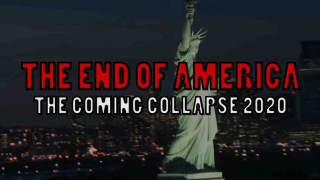 THE END OF AMERICA AND TOTAL COLLAPSE...