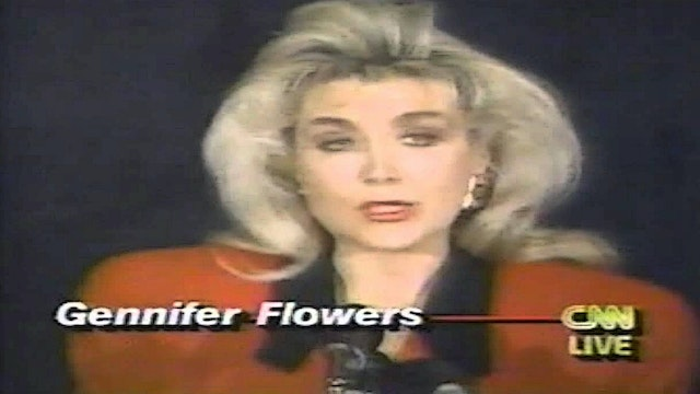 Gennifer Flowers NOT to Attend Debate