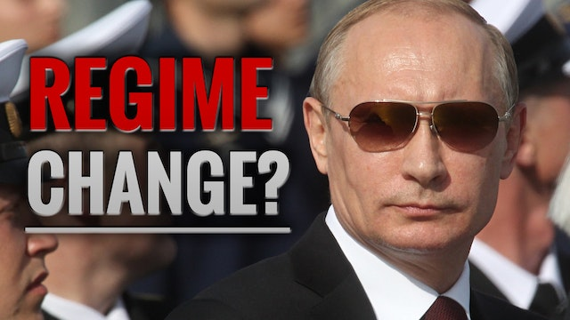 Obama Wants Regime Change in Russia