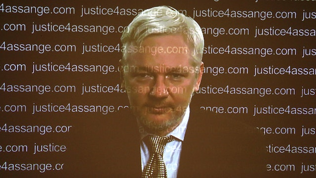 Julian Assange Internet Shutdown and ...