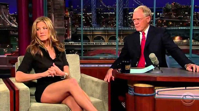LETTERMAN A TOTAL DICK, SELF-LOATHING...