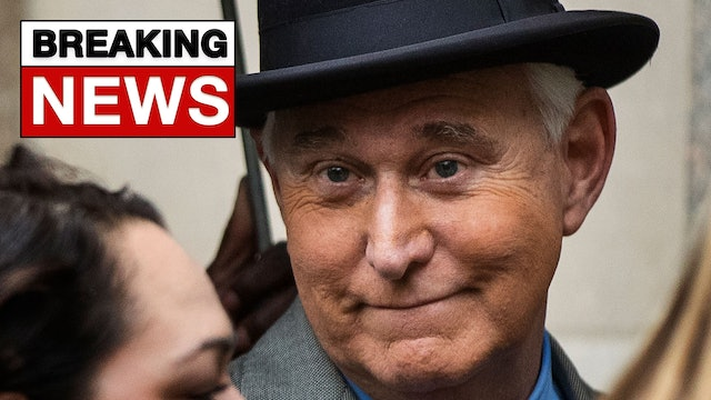 BREAKING! ROGER STONE LIFE IN PRISON!!! WILL HE BE NEXT EPSTEIN???