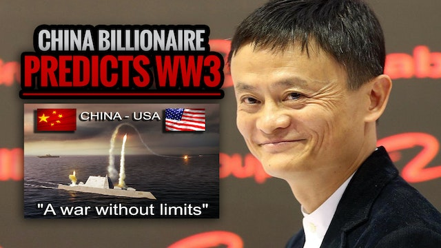 China Billionaire Jack Ma Predicts Wo...