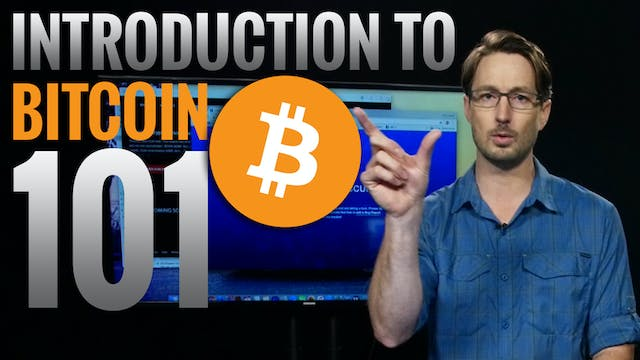 1. Introduction to Bitcoin 101