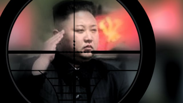 CIA Caught Attempting To Assassinate Kim Jong Un