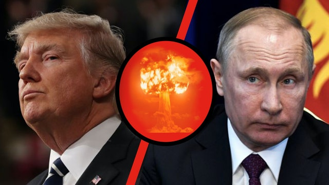 THE COMING WAR BETWEEN TRUMP AND PUTIN