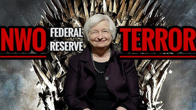 NWO: Federal Reserve is a Terrorist O...