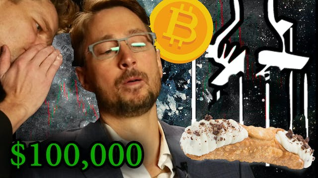 BITCOIN GODFATHER: $10K INCOMING!! MY...