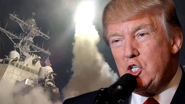 WW3! Trump Readies Smart Bombs to Hit...