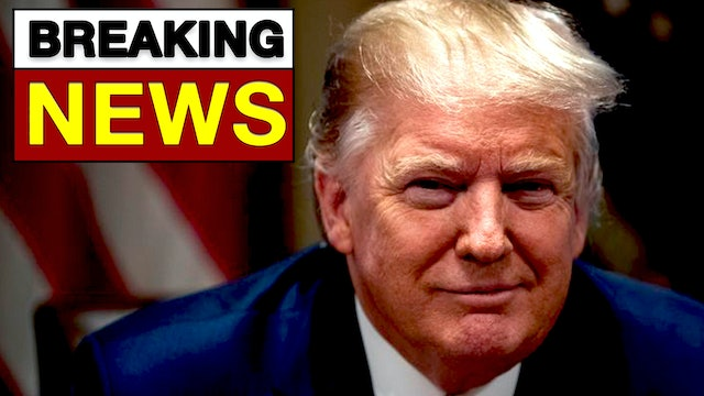 BREAKING!! PRESIDENT TRUMP ANNOUNCES CRIMINAL INDICTMENTS! THIS IS HUGE!
