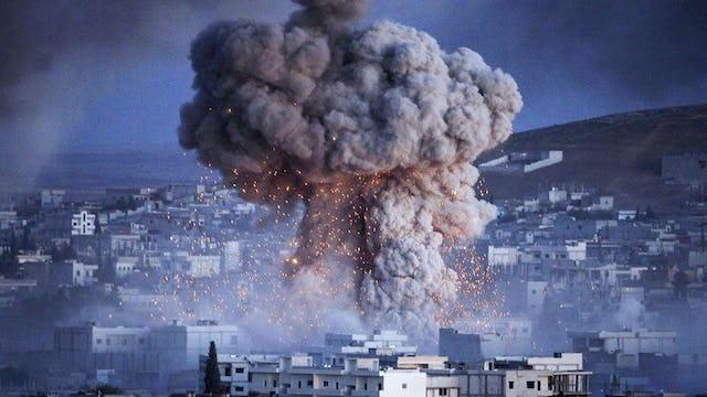 The US Military's APOCALYPSE Agenda In Syria