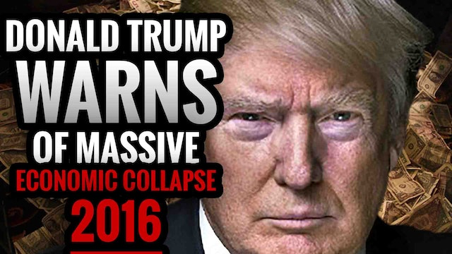 Donald Trump Warns of Massive Economi...