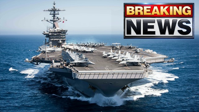 BREAKING!! U.S. MILITARY POSITIONING FORCES NEAR IRAN!! MAJOR BATTLE AHEAD!