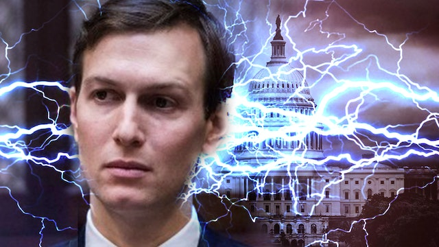 JARED KUSHNER ARGUABLY MORE POWERFUL ...
