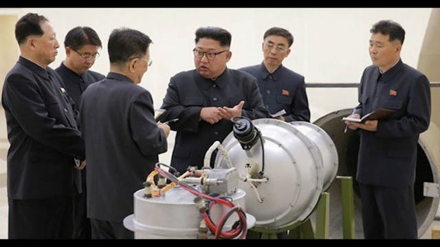 N.KOREA SECRETLY MOVING ICBM TO WEST COAST