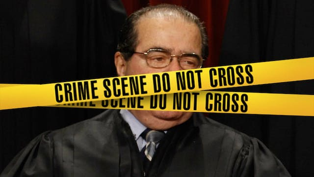 MICHAEL SAVAGE: 'WAS SCALIA MURDERED'...