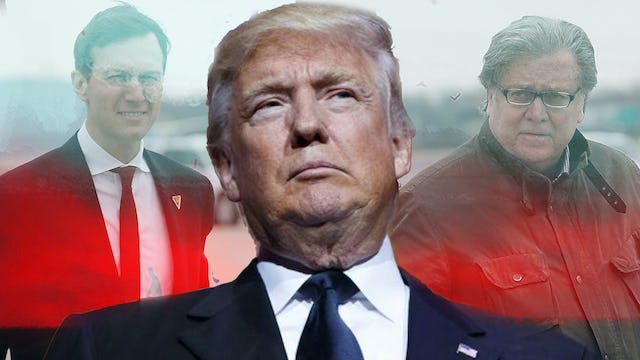 The TRUTH About President Trump's Inner Circle