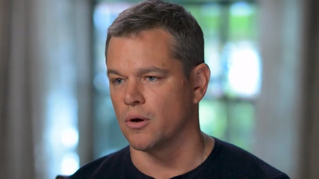 MATT DAMON LIES ABOUT HARVEY WEINSTEIN