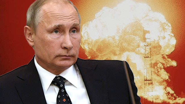 Russia Prepares 12 Million People for Nuclear War