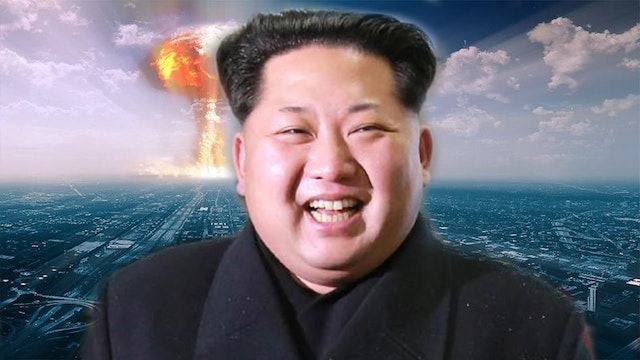 LAUGHABLE! KIM JONG-UN BEHIND BIGGEST...