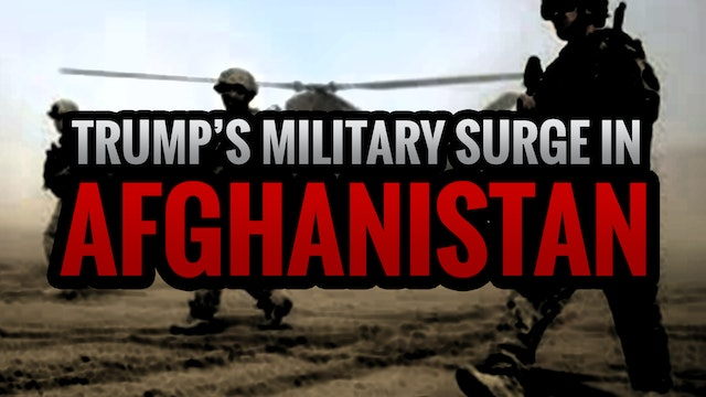Trump's Military Surge in Afghanistan