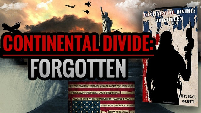 Continental Divide: Forgotten (Book R...