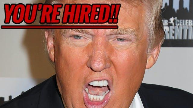 TRUMP: The Donald Runs for President ...