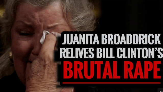 Juanita Broaddrick Relives Bill Clint...