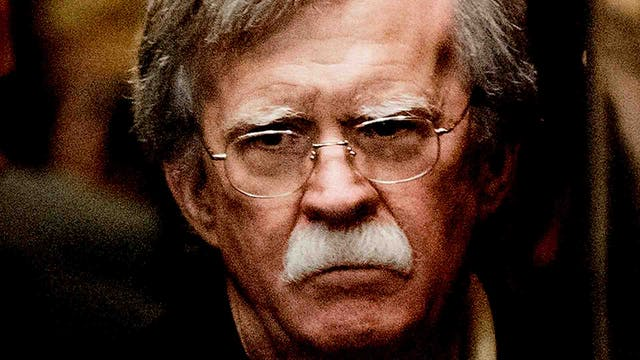 JOHN BOLTON FIRED!!! ON EVE OF VERY I...