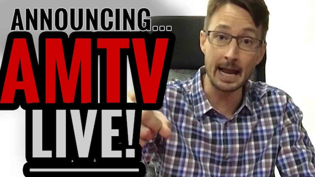 Announcing AMTV Live!! (Subscribe On ...