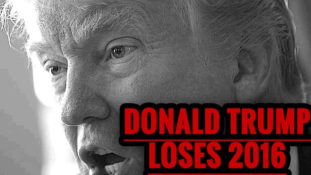 Donald Trump Loses Because America Is...