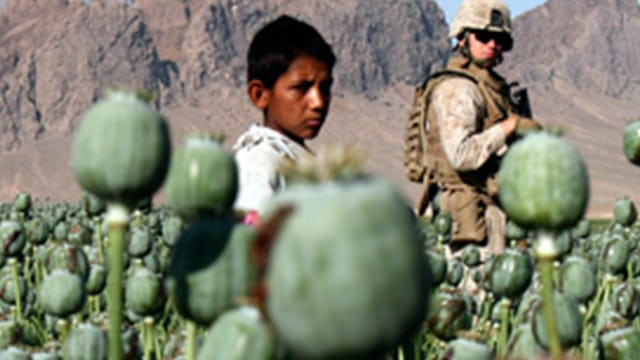The REAL Reason Why the US Military is in Afghanistan
