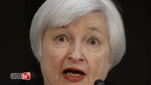 Janet Yellen Signals Massive HYPERINFLATION