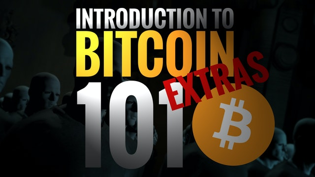 Introduction to Bitcoin 101 [Bonus Content]