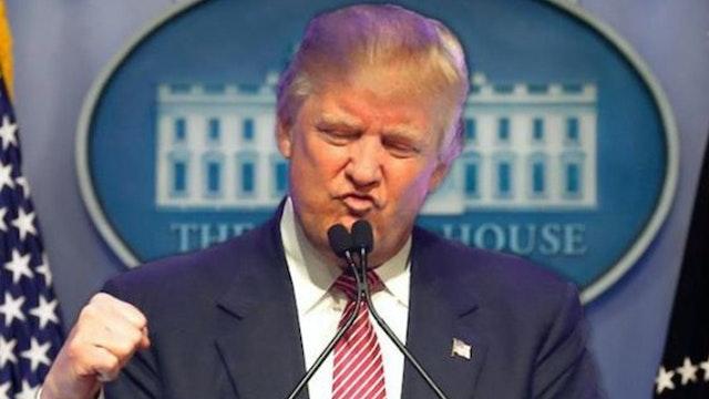 Trump Launches Preemptive Attack On D...