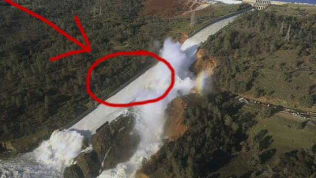 Oroville Dam Evacuation to Displace 2...