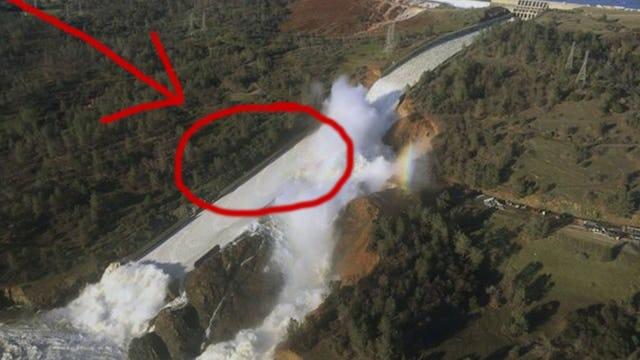 Oroville Dam Evacuation to Displace 200k People